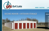 Gull Lake Storage Screenshot