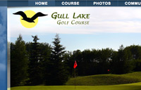 Gull Lake Golf Course Screenshot